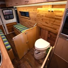 The 5 Best Affordable RVs and Camper Vans for Sale Kitchen Box, Foldable Chairs, Camper Van Conversion Diy, Van For Sale, Portable Toilet, Butcher Block Countertops, Wood Interiors, Rv Campers, Storage Cabinets