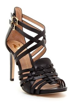 Barbaraa Sandal Vince Camuto Signature-i wish this link worked Fancy Shoes, Crazy Shoes, Buy Shoes, Me Too Shoes, Fashion Shoes, Fashion Accessories, Shoe Boots, Shoes Heels, Sneaker Boots
