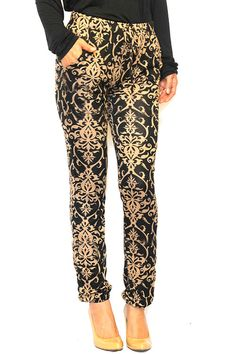 BLACK AND GOLD, $22.00 by Appealing Fashion