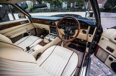 Sir Elton John's Aston Martin V8 Vantage Is Stunning