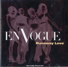 """For Sale - En Vogue Runaway Love Japan  CD single (CD5 / 5"""") - See this and 250,000 other rare & vintage vinyl records, singles, LPs & CDs at http://eil.com"""