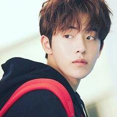 Nam Joo Hyuk in Weightlifting Fairy Nam Joo Hyuk Lee Sung Kyung, Nam Joo Hyuk Cute, Jong Hyuk, Asian Actors, Korean Actors, Nam Joo Hyuk Wallpaper, Park Bogum, Joon Hyung, Bride Of The Water God