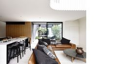Elegant Victorian Residence by Kennedy Nolan Architects Elegant Home Decor, Elegant Homes, Living Room Inspiration, Interior Design Inspiration, Kennedy Nolan, Kitchen Dinning Room, Dining, Beautiful Places To Live, Melbourne House