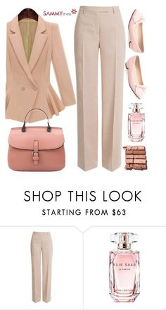 """""""Sammydress.com"""" by karic-lejla ❤ liked on Polyvore featuring Emilio Pucci, Elie Saab and Bobbi Brown Cosmetics"""