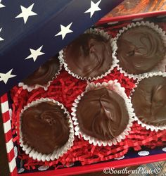 Southern Plate: Homemade Peanut Butter Cups - So easy to make, you'll never buy them again!