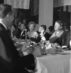 Marilyn Monroe at the Henrietta Awards, February 8th 1952