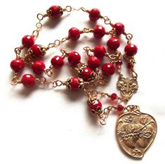 Sacred Heart & Immaculate Heart Chaplet The by VirgoPotensRosaries