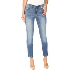 3653261-p-2x Best Deal Calvin Klein Jeans  Ankle Skinny Jeans in Marshy Rain (Marshy Rain) Women's Jeans