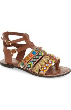 Sam Edelman 'Lanai' Beaded Sandal (Women) available at #Nordstrom
