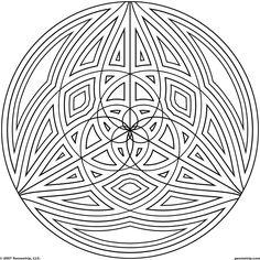 1410 best mandala spiritual colouring images on pinterest