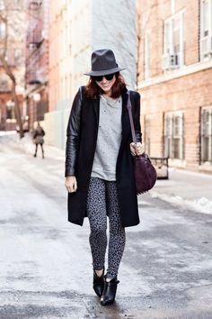 Como usar legging: a peça mais versátil do guarda roupa feminino