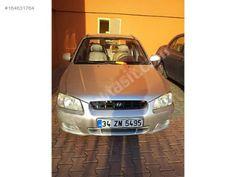 Hyundai Accent 1.3 LX MALİ MÜŞAVİRDEN KAZASIZ HYUNDAİ ACCENT 1.3 LX