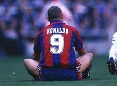 #Ronaldo #Legend #Barça