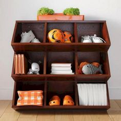 52+ Gorgeous Toy Storage Design Ideas & wooden toy storage bins Cubby Storage Unit Shelf Organizer Furniture ...