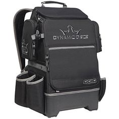 Dynamic Discs Ranger H2O Backpack Disc Golf Bag #ChoosingTheRightGolfEquipment