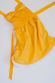 Add a rose and a magic mirror and your little girl can be Belle from Beauty and the Beast. Dress up at its most comfortable and adorable. 5