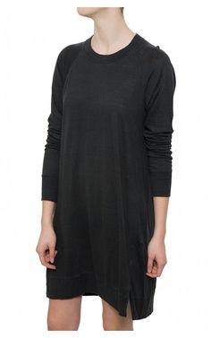The Isabel Marant Étoile Karl Dress ($275) is incredibly versatile, wearable, and comfortable- what more could you want? #isabelmarant #etoile #dress #dianiboutique