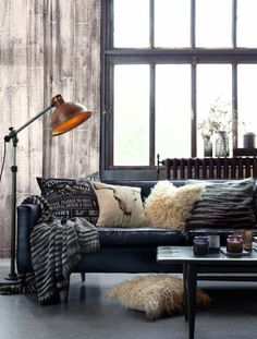 Einrichtungsideen Gelb Sessel Wohnzimmer Mbel Modern Trendy