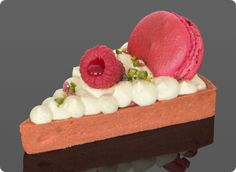 Tarte Macaron... by Hugo and Victor. My god, isn't she lovely?