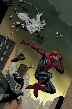 Amazing Spider-Man by Jerome Opena *