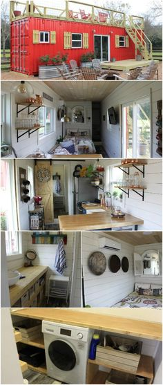 Backcountry Containers Co. Designs Rustic Tiny Hou…