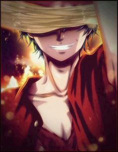 Monkey D Luffy smile One Piece anime Mangaka Anime, Anime Echii, Anime Comics, Anime Art, One Piece Anime, One Piece Luffy, Anime Quotes Tumblr, Anime Body, Anime Pokemon