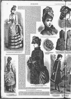 Gracieuse. Geïllustreerde Aglaja, 1885, aflevering 14, pagina 108