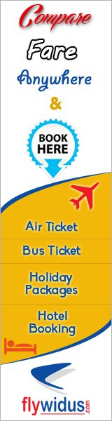 Buy cheap air tickets from Hyderabad to Srinagar at flywidus.com by comparing lowest airfare of every airline flights. We deal in - domestic flights. Book tickets of any flights at cheap price for happy journery.