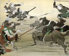 Gunbai: Ancient Japanese Warfare: Did Cavalry Existed in Japan?