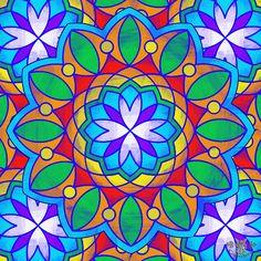Mandala by Corredera,