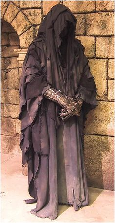 Lord Of The Rings Ringwraith Nazgul Blackrider by StelterCreative