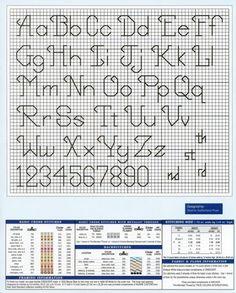 alphabet back stitch patterns Blackwork Patterns, Blackwork Embroidery, Embroidery Alphabet, Cross Stitch Embroidery, Tiny Cross Stitch, Cross Stitch Samplers, Cross Stitching, Cross Stitch Letter Patterns, Cross Stitch Letters