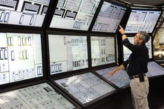 Virtual Control Room