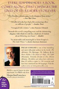 The Alchemist (9780061122415): Paulo Coelho, Alan R. Clarke: