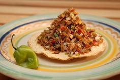 Salpicón de venado | Cocina y Comparte | Recetas de @Alicia Gironella De'Angeli