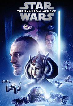 Star Wars Episode I: The Phantom Menace High Resolution Disney+ Poster. Star Wars Film, Finn Star Wars, Star Wars Art, Star Trek, Disney Marvel, Disney Star Wars, Star Wars Pictures, Star Wars Images, Star Wars Poster