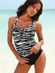 One-Piece Bikini Swimwear & Full Coverage Bikini Bottoms at Victoria's Secret