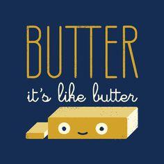 Butter David Olenick.