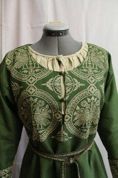 Frühen Mittelalter Wikinger-Kleid