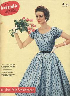 #vintage 1950s fashion