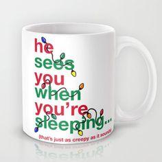 Funny Christmas Mug Funny Ceramic Mug Coffee Tea Cocoa