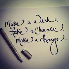 short quotes make change