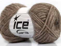 Fiber Content 43% Merino Extrafine 23% Baby Alpaca 22% Polyamide 12% Yak Brand Ice Yarns Camel Melange fnt2-44659