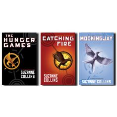 The Hunger Games Scholastic Media Room ❤ liked on Polyvore featuring books and hunger games