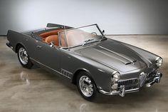 1960 Alfa Romeo 2000 - Touring Spider | Classic Driver Market