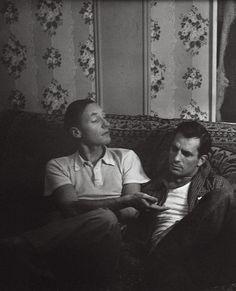 William S. Burroughs and Jack Kerouac