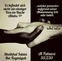 Im Islam gibt es kein Rassismus ❤️