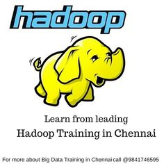 FITA is leading IT Training institute offering Hadoop training in Chennai by experienced data experts. Our hadoop training covers entire concepts in big data handling and other stunning features. For more details about hadoop training Chennai, call 8190800022