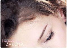 Alina Rose Blog Kosmetyczny: Zakola: jak się ich pozbyć i zagęścić linię włosów. Wcierki, olejki, sposoby. Osho, Ear, Beauty, Blog, Fashion, Moda, Fashion Styles, Blogging, Beauty Illustration