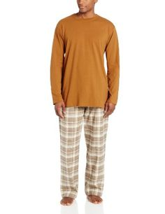 ecf886249eba Woolrich Men`s Plaid Flannel Pajama Set  29.00  bestseller Cozy Pajamas